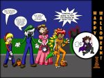10-28-05: Halloween Special 2 by HHB-BookMaster