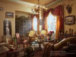 Matte Painting: Mels_Apartment by OlesyaGavr