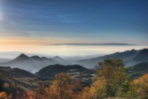 Pollino-hdr by yoctox