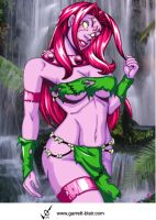 Savage Land Blink by Mythical-Mommy
