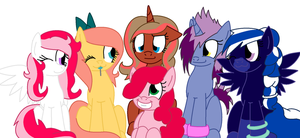 Request for Chocoecaramell (Final Version) by nyan-cat-luver2000