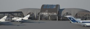 Airport Concept 2 by julismith