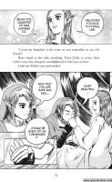 Legend of Zelda: The Edge and The Light-Chap2pg11 by QueenieChan