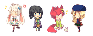 Ls mini cheebs by chocomin
