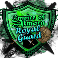 Empire of Atmora Royal Guard Logo by Kevin-Yoshi