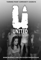 :New: United CD Cover Art by VHCrow