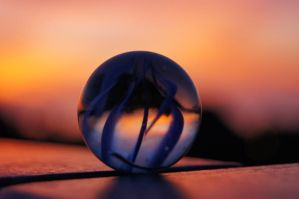 magic crystal ball by Slingre