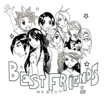 Best Friends Reboot by Yutarohyutah