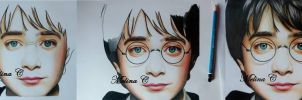 Harry Potter step by step by MelinaRadke