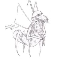 Camel Spider-SH Monster by Kawaii-Chocobo