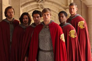 The Knights Merlin S4 Promo by TwilightxGirl