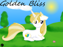 DTA Entry Golden Bliss by Honey-PawStep