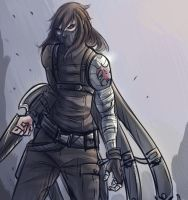 Winter Soldier Talon by RuneScratch
