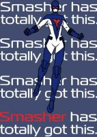 Smasher by blindfaith311