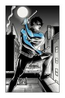 Sketchbook: Nightwing by dio-03