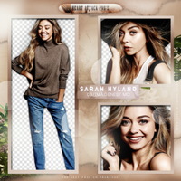 +Photopack png de Sarah Hyland. by MarEditions1