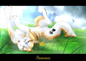 Summer by KasaraWolf