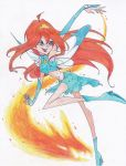 Fairy of Dragon Flame by Charming-Manatee