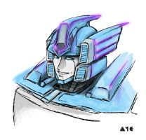 Blurr - As I see Him (sketch) by Suisson