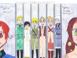 HetaOni Middle Earth- Part 11 by SerinaElric