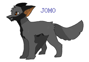 jomo commission by GAKl