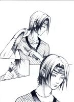 Itachi by acid-b