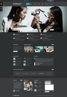 PurePress Responsive Retina Ready Portfolio Theme by the-webdesign