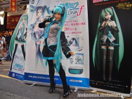 PS VITA HK - Project Diva - Miku 11 by leekenwah