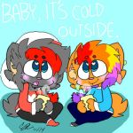 Baby It's Cold Outside by not-kitty