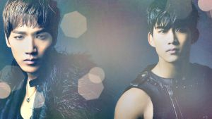 Junsu and Taecyeon by Marianka92