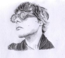 Gerard Way by Lidia6277