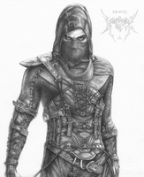 Master thief Garrett by KoshaKN7