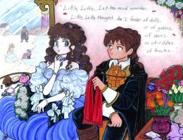 'Little Lotte' Contest Entry by musicals