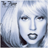 Lady GaGa - The Fame Cover 2 by GaGanthony