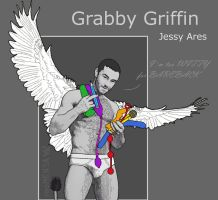 grabby griffin - Jessy Ares by resMENSA