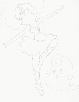 Ballerina princess by OutbreakGirl