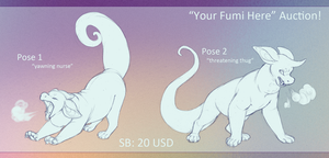 YCH Fumi Auction [CLOSED] by DaffoDille