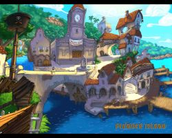 Plunder Island by dr-evil