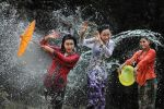 Splashing Fun - 45 by SAMLIM