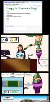 St Paddy's Day pg 1 by penguin-commando
