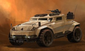 Assault Vehicle by jimmyjimjim