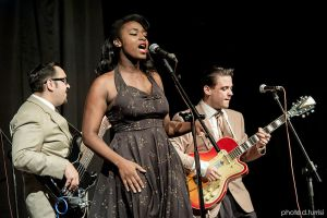 Virginia Brown and The Shamless 1 by rebelblues