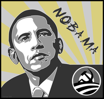 nobama by istarlome