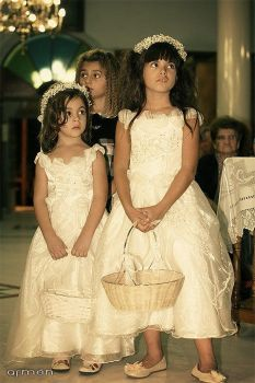 'servant angels at a wedding ceremony' by lenstrap