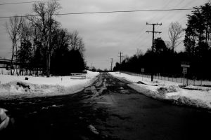 a road. by thespook