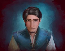 Tangled - Flynn Rider by EternaLegend