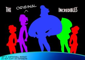 "The ""Original"" Incredibles by MU-Cheer-Girl"