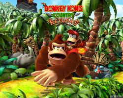 Donkey Kong Country Returns - Run by AleNintendo