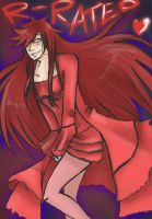 BB : R Rated Grell Colour by fruits-basket-head