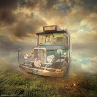 the bus by evenliu
